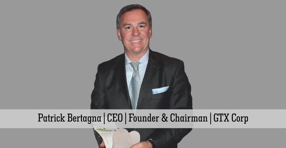 Patrick Bertagna | GTX Corp | Insights Care