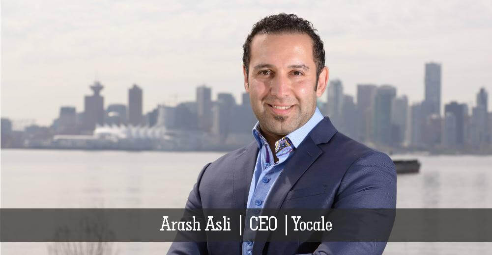 Arash Asli | Yocale | Insights Care