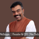 Chocko Valliappa | Founder & CEO | Vee Technologies - InsightsCare