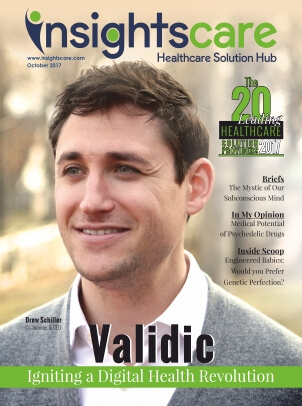 Cover Page - 20 Leading Healthcare solution Provider - InsightsCare