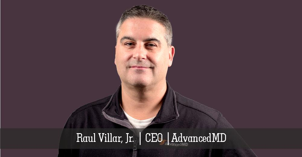Raul Villar, Jr.   AdvancedMD   Insights Care