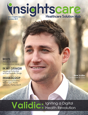 Cover Page - 20 Leading healthcare Solution Povider | Insights Care