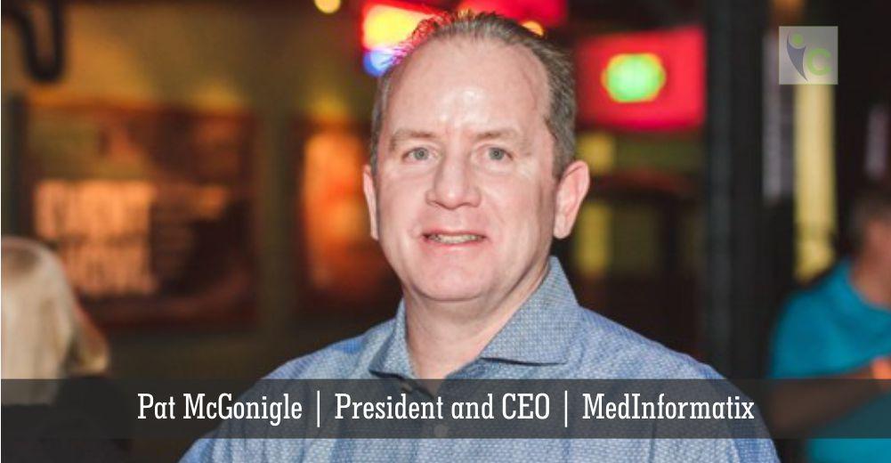 Pat McGonigle   MedInformatix   Insights Care