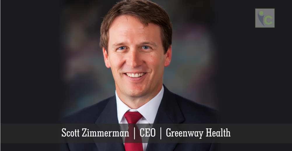 Scott Zimmerman   Greenway Health   Insights Care