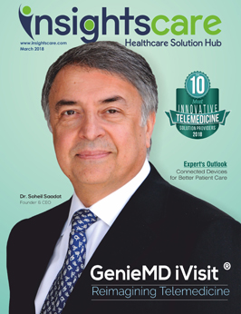 Cover Page - The 10 Most Innovative Telemedicine Solution Providers - Insights Care
