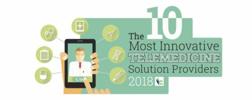 Logo - The 10 Most Innovative TELEMEDICINE Solution Providers 2018 | Insights Care