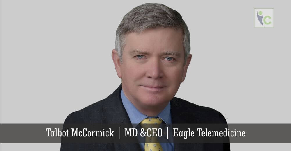 Talbot MacCormick | Eagle Telemedicine | Insights Care