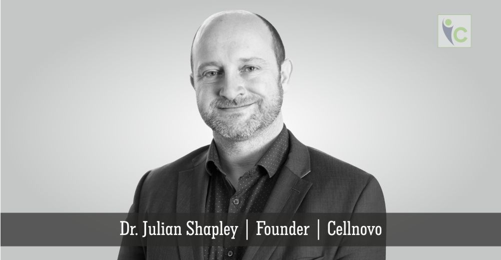Dr. Julian Shapley | Cellnova | Insights Care