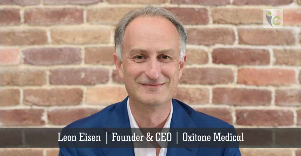 Leon Eisen | Oxitone Medical | Insights Care