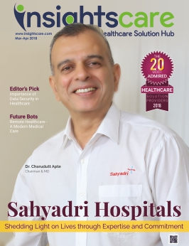 cover page for Admired Healthcare Solution | Insights Care
