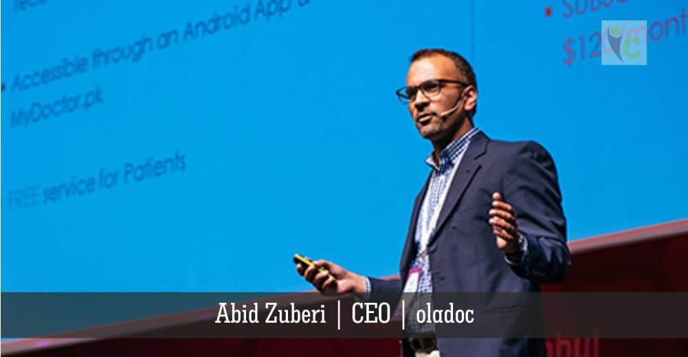 Abid Zuberi | oladoc | Insights Care