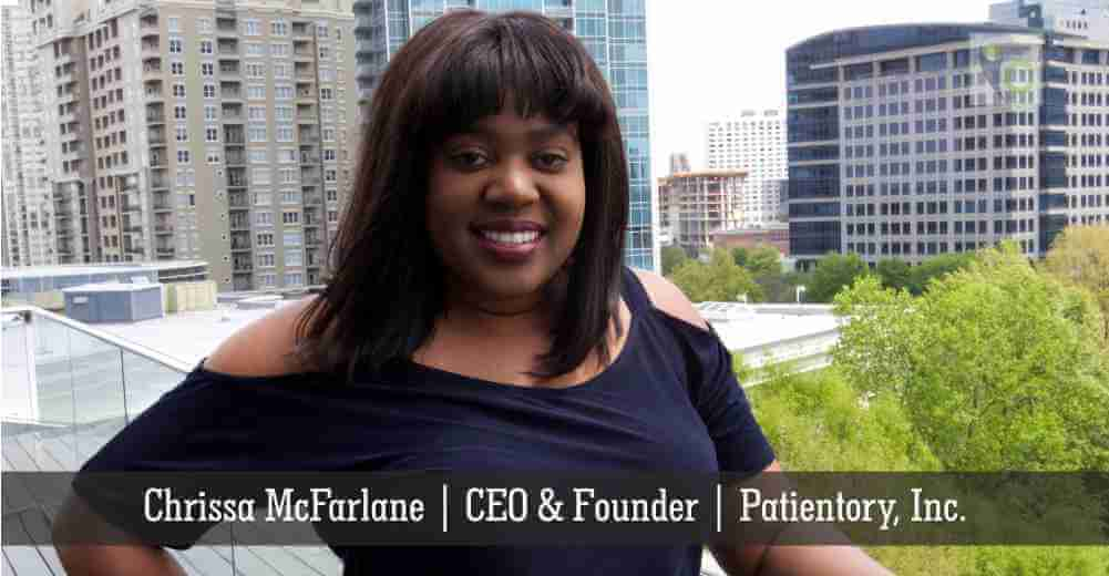 Chrissa McFarlane | Patientory, Inc. | Insights Care
