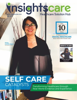 Cover Page for Digital Healthcare Solution | Insights Care