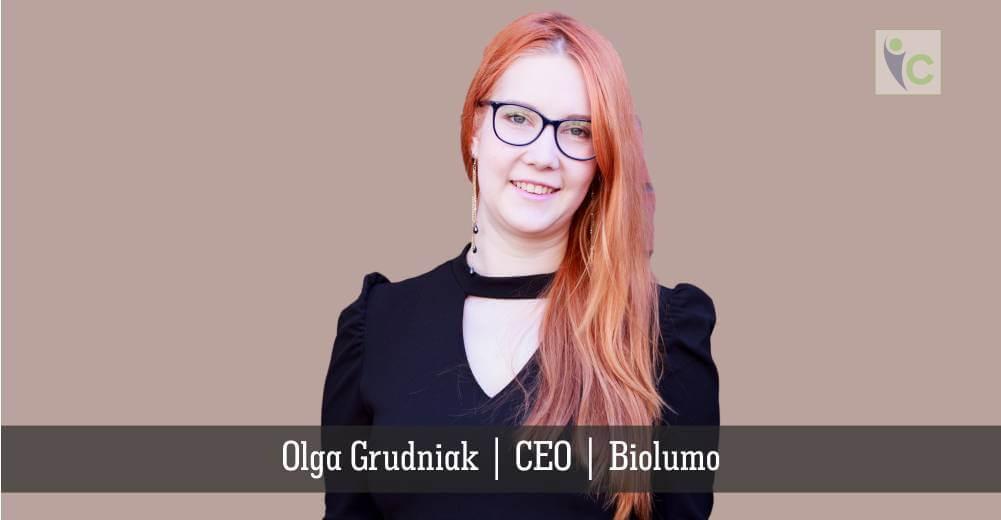 Olga Grudniak | Biolumo | Insights Care
