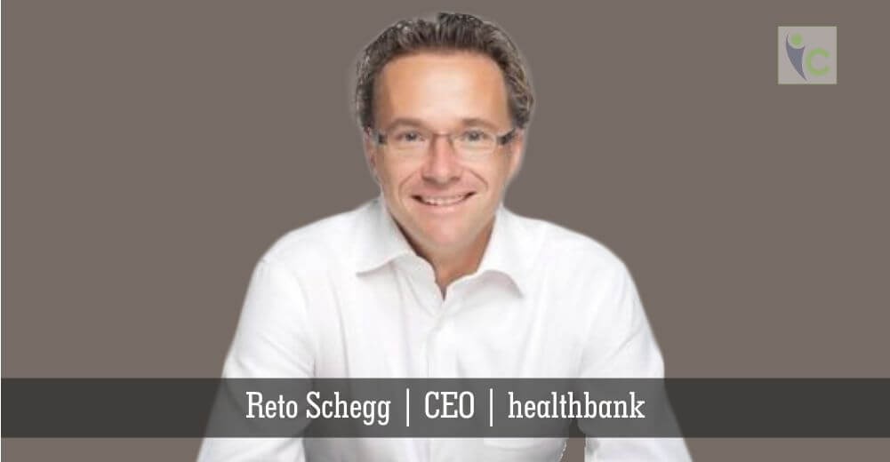 Reto Schegg | Healthbank | Insights Care