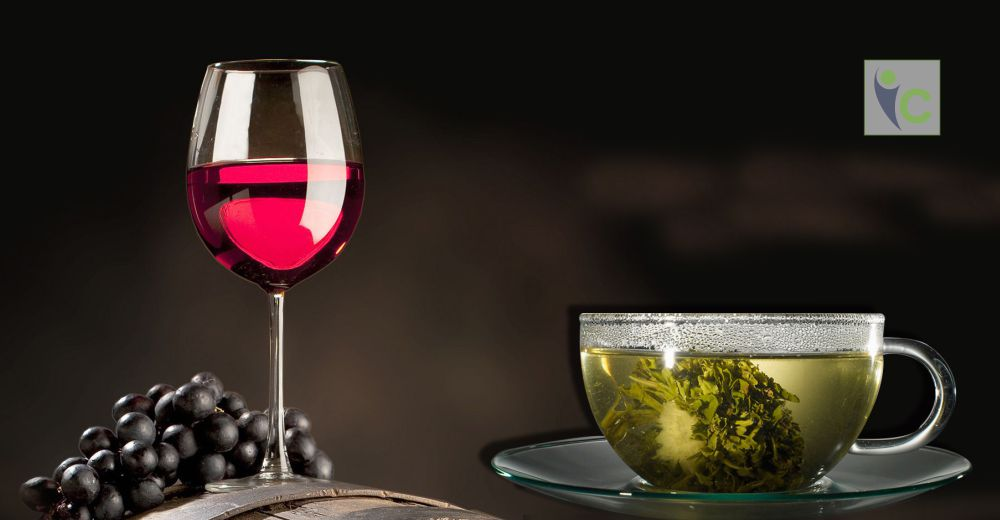 Green Tea and Red Wine | Insights Care