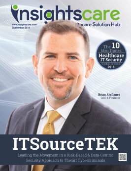 Healthcare IT Security cover page for web | Insights Care