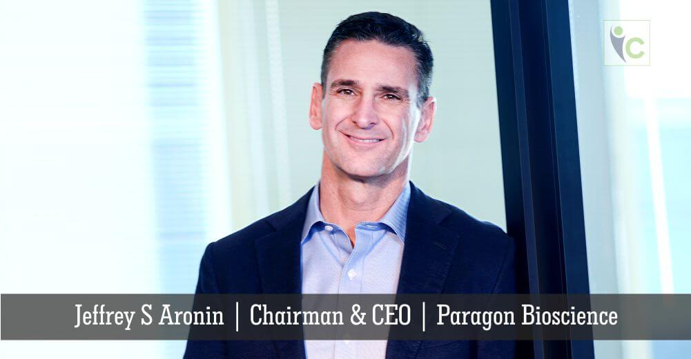 Paragon Bioscience | Chirman & CEO | Paragon Bioscience | Insights Care