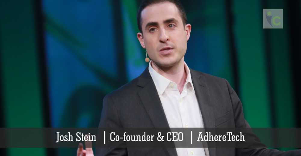 Josh Stein | Co-founder & CEO | AdhereTech | Insights Care