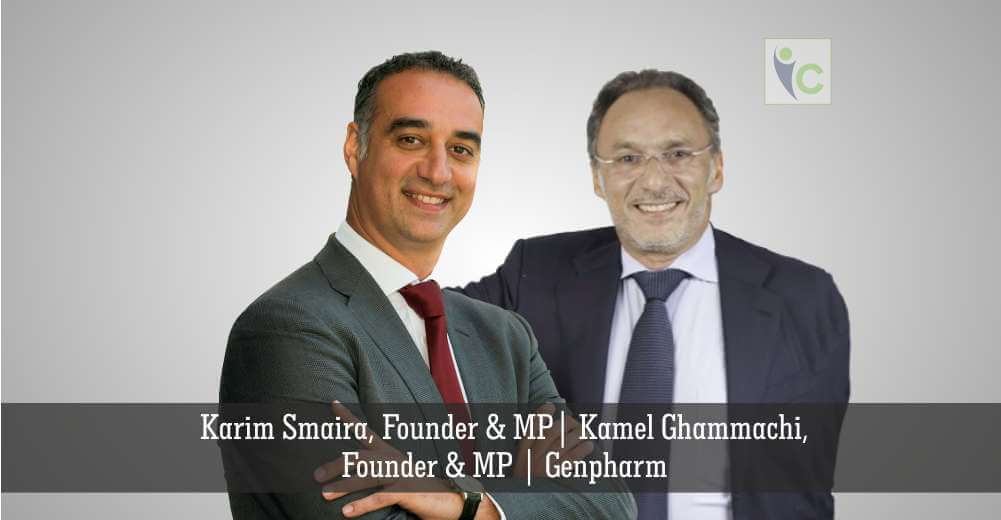 Karim Smaira Founder | MP Kamel Ghammachi Founder | Insights Care