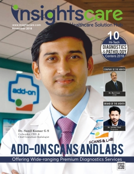 The 10 Hi-Tech Diagnostics and Pathology Centers 2018 November2018 | Cover Page | Insights Care