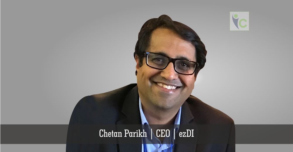 Chetan Parikh   CEO   ezDI   Insights Care