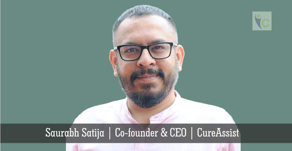 CureAssist: AI Assisted Smart Healthcare Revolution - Insights care
