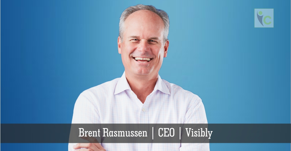 Brent Rasmussen | CEO | Visibly | Insights Care