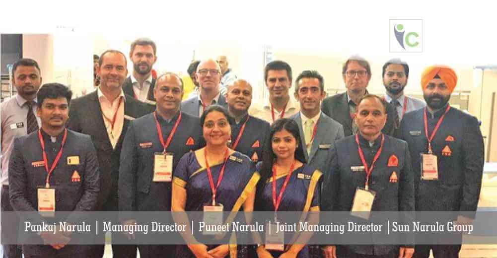 Pankaj Narula | Managing Director | Puneet Narula | Joint Managing Director | Sun Narula Group | Insights Care