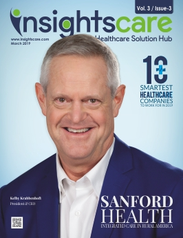 Cover Page | The 10 Smartest Healthcare Companies To Work For In 2019 | Insights Care