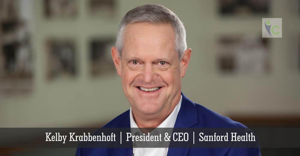 Kelby Krabbenhoft | President & CEO | Sanford Health | Insights Care